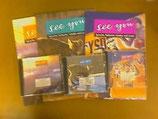 see you - englisch auffrischen mit 3 CD's und 3 Heften