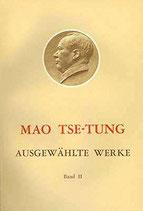 Mao Tsetung, Ausgewählte Werke Bd. 2 (antiquarisch)