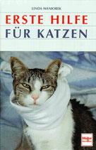 Waniorek Linda, Erste Hilfe für Katzen (antiquarisch)