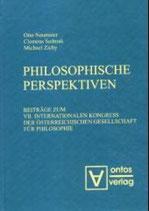 Otto Neumaier, Clemens Sedmak und Michael Zichy, Philosophische Perspektiven