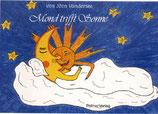 Mond trifft Sonne