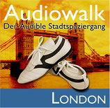 Audiowalk London. Der Audible - Stadtspaziergang