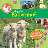 Katzenberber Lena, Auf dem Bauernhof - Ein Fotobilderbuch: Ein Fotobilderbuch für kleine Tierfreunde