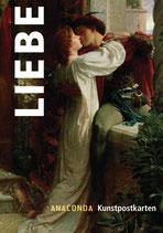 Postkartenbuch Liebe (antiquarisch)