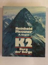 Messner Reinhold, K2 Berg der Berge (antiquarisch)