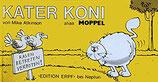 Kater Koni alias Moppel. Cartoons
