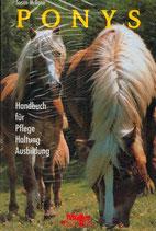 McBaine Susan, Ponys. Handbuch für Pflege, Haltung, Ausbildung (antiquarisch)