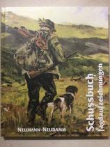 Schußbuch: Jagdaufzeichnungen
