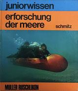 Juniorwissen, Erforschung der Meere (antiquarisch)