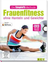 Hempel Susann, Frauenfitness ohne Hanteln und Gewichte + DVD