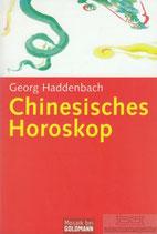 Haddenbach Georg, Chinesisches Horoskop (antiquarisch)