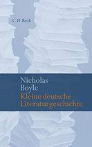 Boyle Nicholas, Kleine deutsche Literaturgeschichte