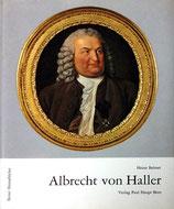 Balmer Heinz, Albrecht von Haller (Berner Heimatbücher Nr. 119) (antiquarisch)