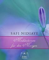 Nidiaye Safi, Meditationen für den Morgen (antiquarisch)