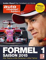 Formel 1 Saison 2015 - auto motor und sport