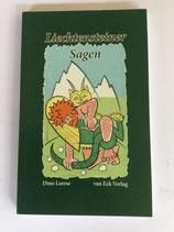 Larese Dino, Liechtensteiner Sagen (antiquarisch)