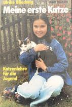 Bliedung Ulrike, Meine erste Katze - Katzenlehre für die Jugend (antiquarisch)
