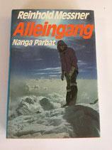 Messner Reinhold, Alleingang - Nanga Parbat (antiquarisch)