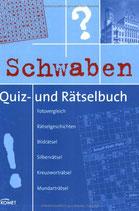 Quiz- und Rätselbuch Schwaben