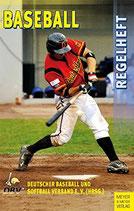 Regelheft Baseball (antiquarisch)