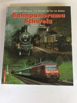 Navé Harald, Bahnpanorama Schweiz (antiquarisch)