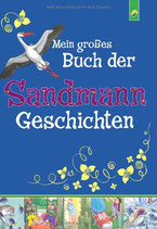 Mein grosses Buch der Sandmann Geschichten