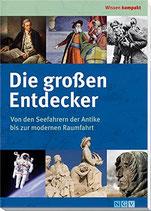 Die grossen Entdecker - Von den Seefahrern der Antike bis zur modernen Raumfahrt (antiquarisch)
