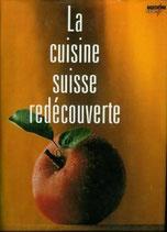 Peter Bührer, La cuisine suisse redécouverte