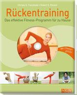 Traczinski Christa G., Rückentraining - Das Effektive Fitness-Programm für zu Hause - mit DVD