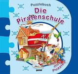 Puzzlebuch - Die Piratenschule (antiquarisch)