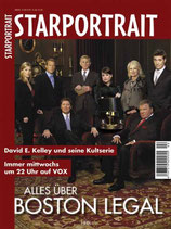 Starportrait - Alles über Boston Legal