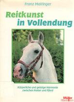 Mairinger Franz, Reitkunst in Vollendung (antiquarisch)