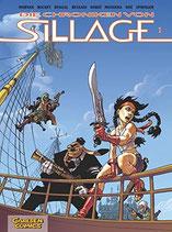 Die Chroniken von Sillage Bd. 1 (antiquarisch)