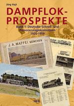 Jörg Hajt, Dampflok-Prospekte Teil 1
