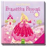 Diane Ashmore, Mein Glitzerbuch - Prinzessin Peppina