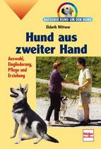 Wittwer Elsbeth, Hund aus zweiter Hand
