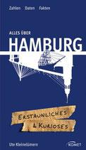 Alles über Hamburg - Zahlen-Daten-Fakten - Erstaunliches & Kurioses