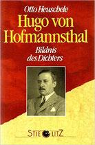 Heuschele Otto, Hugo von Hoofmannsthal - Bildnis des Dichters