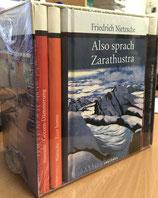 Nietzsche Friedrich, 5 Klassiker in Box - Götzen-Dämmerung, Ecce homo, Also sprach Zarathustra, Der Antichrist, Zur Genealogie der Moral