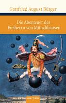 Bürger Gottfried August, Die Abenteuer des Freiherrn von Münchhausen