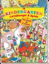 Kindergarten - Lernübungen und Spiele