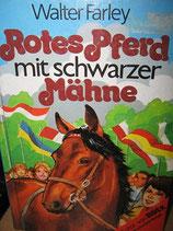 Farley Walter, Rotes Pferd mit schwarzer Mähne (antiquarisch)