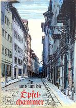 de Blue Vera / Hausmann Werner, In und um die Öpfelchammer: Ein literarisches Kochbuch