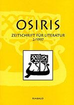Osiris - Zeitschrift für Literatur  2/1997