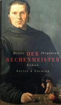 Jörgensen Dieter, Der Rechenmeister (antiquarisch)