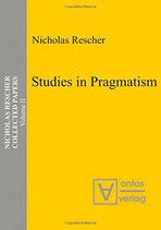 Rescher Nicholas, Studies in Pragmatism
