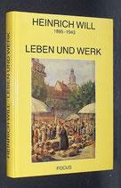 Gentges Bertin, Heinrich Will Leben und Werk (antiquarisch)