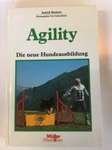 Steiner Astrid, Agility - Die neue Hundeausbildung