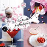 Cocktails mit Süssigkeiten