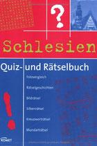 Quiz- und Rätselbuch Schlesien
